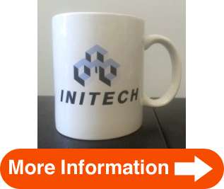 Initech Coffee Mug Bill Lumbergh Office Space Work Milepostwaiter